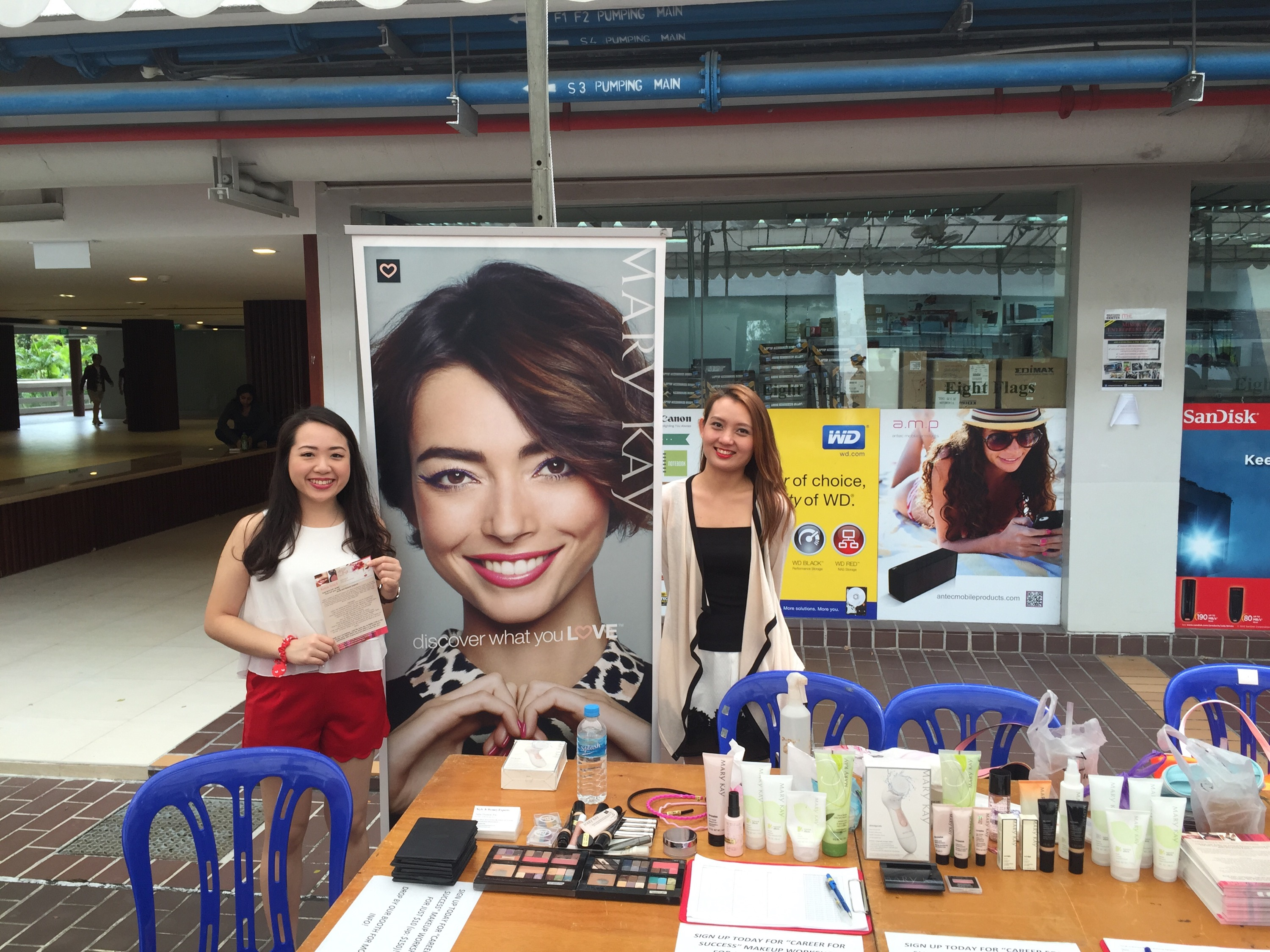 makeup classes, ntu, singapore